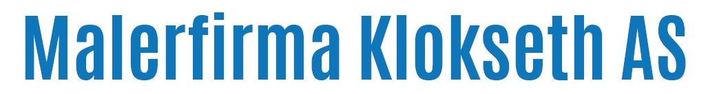 Malerfirma Klokseth AS